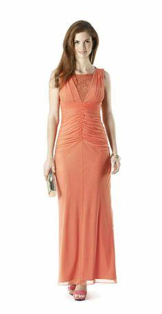 Vestido Modelo 3CL02686 $1,399.00 CH-ME-GD CORAL-REY