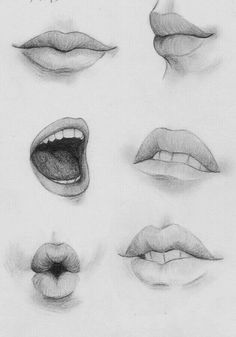 Lips drawing pin by on drawing calligraphy doodling art drawings art sketches puckered lips easy drawing Art Drawings Sketches Simple, Pencil Art Drawings, Realistic Drawings, Easy Drawings, Sketch Drawing, Drawing Ideas, Lips Sketch, Drawings Of Mouths, Sketch Mouth