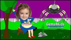 Little Miss Muffet - YouTube