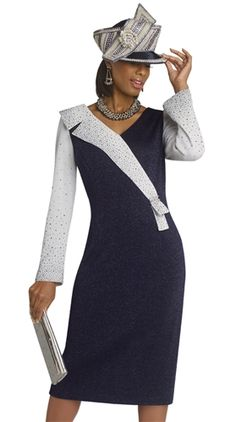 Exclusive Knitted Dress by Donna Vicni
