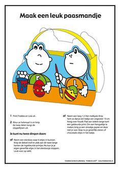 Maak je eigen Frokkie & Lola eiermandje (uitleg)