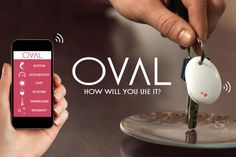 OVAL - Smart sensor. Instant alerts. Revolutionary sensors that protect people, pets & things you care about most. How will you use it?