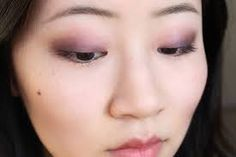 Image result for asian makeup pink purple