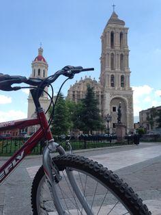 Catedral de Saltillo #saltillo #eco-bicla #ciclobiassaltillo