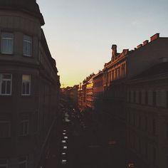 Vienna via saansh