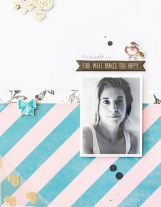 Marivi Pazos Photography & Scrap: Find what makes you happy