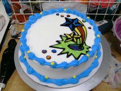Dairy Queen Cake stars