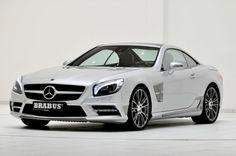 2013 Mercedes SL by Brabus