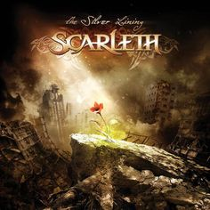 """[CRÍTICAS] SCARLETH (UKR) """"The silver lining"""" CD 2015 (The leaders records)"""