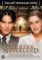 Finding Neverland (2004)   gebaseerd op het leven van J.M. Barrie   film voor 6+   http://www.ikvindlezenleuk.nl/2013/06/finding-neverland-2004.html