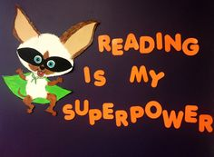 Skippyjon Jones  Reading Bulletin board