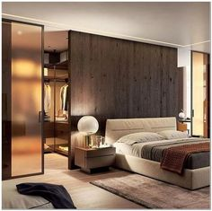 📌 Modern Bedroom Inspiration or Bedroom Design Ideas « ANIPO Modern Luxury Bedroom, Luxury Bedroom Design, Bedroom Furniture Design, Home Room Design, Master Bedroom Design, Luxurious Bedrooms, Contemporary Bedroom, Luxury Bedrooms, Bedroom Designs