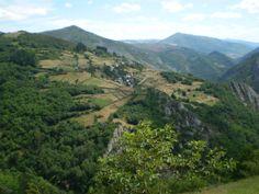 Aldea de Zarzol (concejo de Illano en Asturias)