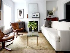 Tour a Top-Floor Hideaway in a Greenwich Village Townhouse