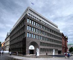 Backstein-Expressionismus - Bremer Landesbank von Caruso St John eröffnet