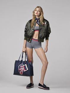 GiGi Tommy Hilfiger: le immagini della nuova collezione -  - Read full story here: http://www.fashiontimes.it/galleria/gigi-hadid-tommy-hilfiger-immagini-nuova-collezione/