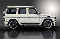 DREAM car... Hamann Tyhphoon Mercedes-Benz G55 AMG