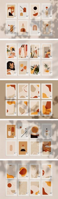 Well designed templates of abstract graphic shapes by William Hansen. Well designed templates of abstract graphic shapes by William Hansen. Doodle Drawing, Wall Drawing, Small Canvas Art, Minimalist Art, Graphic Design Inspiration, Diy Art, Watercolor Art, Design Art, Vector Design