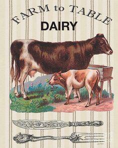 Farm To Table-jp2111 Digital Art