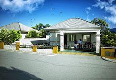 "Pool Villa Casa Collina Typ ""B"" in Hua-Hin zu haben Preis ab: 4,500,000 THB ~ ca. 112.133 EUR"