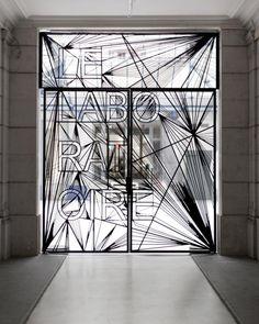 """Name: Le Laboratoire• Year: 2012 • Designer: Unknown • Location: Paris, France • Description: """"Photos : © Michel Giesbrecht."""" — """"LabGate"""", Mathieu Lehanneur (Retrieved: 6 March, 2014)"""
