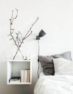 Еще несколько советов по оформлению маленькой спальни