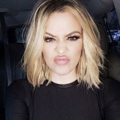 The Secret To Khloe Kardashian's Luscious Lashes? It's Not ALL Natural…