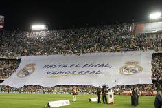 HALA MADRID !!!  Final copa del Rey Barça-Real Madrid 1-2