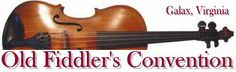 Galax, Va is on the Crooked Road.  The Old Time Fiddlers Convention is the world's largest.