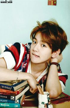 Baekhyun - Remember to study all the time, because when your smart you can make sure nothing stands in your way