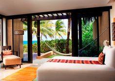Book a vacation package at Banyan Tree Mayakoba with Air Canada Vacations. Mexico Vacation, Cancun Mexico, Vacation Packages, Riviera Maya, Luxury Travel, Dream Life, Vacations, Canada, Outdoor Decor