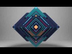 Cinema 4D - Creating Spline Driven Motion Design Tutorial