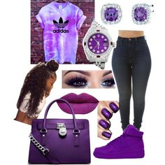 #329 by o0dejah0o on Polyvore featuring polyvore, fashion, style, MICHAEL Michael Kors, Rolex and NIKE