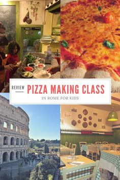 During our last trip to Italy we took a pizza making class for kids in Rome and had a great time. The pizza making lesson was fun, designed especially for families and made for great hands on fun. Here is our full review. Pizza making class Rome, Pizza cl