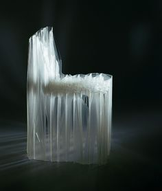 3D printed chair SOLID C1 by Patrick Jouin on i-materialise.com