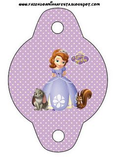 Princesa Sofía: imprimibles gratuitos.
