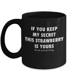 A fantastic mug for a fan of anime. A great idea for a Christmas gift. Click BUY IT NOW To Order Yours! (Printed And Shipped From The USA) <<< Death Note~ Blue Exorcist, L Death Note, Death Note Funny, Fairy Tail Quotes, Nate River, Kevedd, Strawberry Quotes, Pokemon, Pikachu