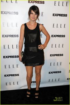 Cobie Smulders - love almost everything she wears - especially on HIMYM