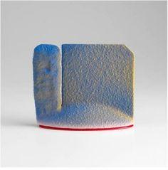 Ron Nagle  Knights of Franconia (2008)  ceramic   4.5 x 5.5 x 2.5 inches