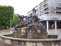 Foto zu Nymphenbrunnen - Dresden, Sachsen, Deutschland