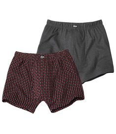 Lot de 2 Shortys #atlasformen #formen #discount #shopping #ootd #outfit #fashion #timeless #instafashion #casual #style #travel #voyage  #winter #hiver