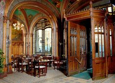 Best romanian restaurant ''Caru cu Bere'' since in Bucharest, great place! Wonderful Places, Beautiful Places, Romania People, Visit Romania, Little Paris, Central And Eastern Europe, Beautiful World, Places Ive Been, Trip Advisor