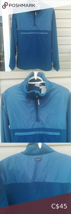 Bench pullover fleece jacket New with tags. Never used. Bench Jackets & Coats Lightweight & Shirt Jackets Shirt Jacket, Nike Jacket, Bench Jackets, Man Shop, Coats, Pullover, Best Deals, Closet, Things To Sell