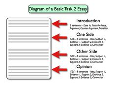 essay structure 800 words