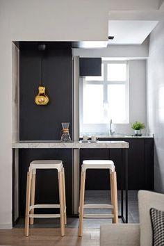 Luxury Basement Bar Photo