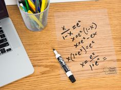 """8""""x11"""" Think Board Kit"""