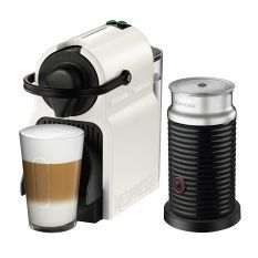 Nespresso Inissia automatic espresso machine with aeroccino - Yuppiechef registry #yuppiechefweddings