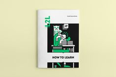 learn to learn on Behance