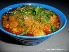 Indian Vegetarian Recipe Tomato Paneer