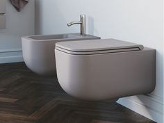 REVOLUTION®   WC By SDR CERAMICHE Surface Design, Revolution, Downstairs Loo, Toilet Design, Toilet Bowl, Solid Surface, Deco, Bathtub, Cabana